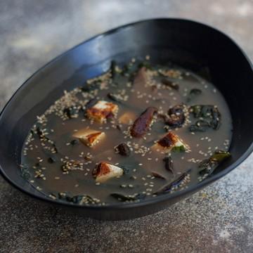 Мисо суп спайс