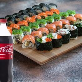 Хинтай + Coca-Cola 1 л