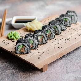 Фила с жареным лососем