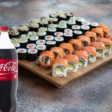 Holiday + Coca-Cola 1 л