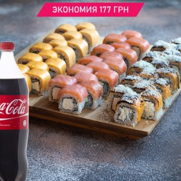 Say Cheese + Coca-Cola 1 л