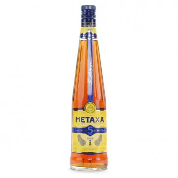 Metaxa 5 Star Brandy (0.5 л)
