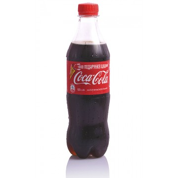 Coca-Cola (0.5 л)